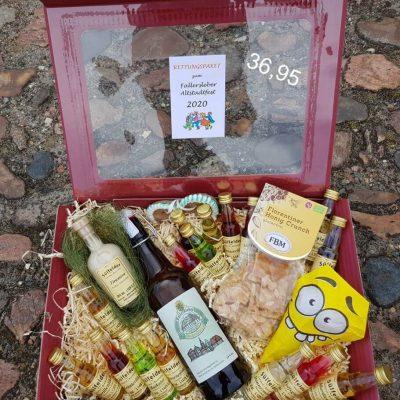 Altstadtfest 2020 Notfallpaket