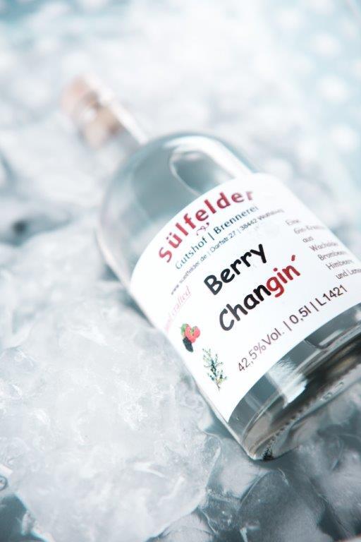 Sülfelder Gin Berry Changin